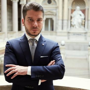 Mag. iur. Constantin-Adrian NIȚU