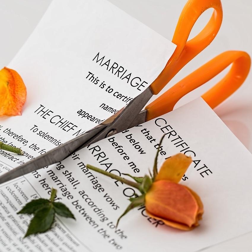 Gültigkeit des Testaments nach der Scheidung – was Sie wissen sollten