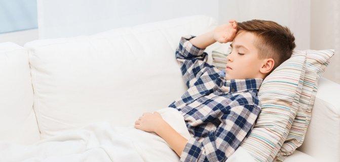 Kind krank – darf ich zu Hause bleiben?