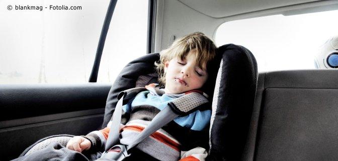 Kindersitzpflicht in Österreich – Wann Kinder im Auto gesichert werden müssen