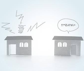 Lärm durch Nachbarn – Was Sie dagegen tun können!