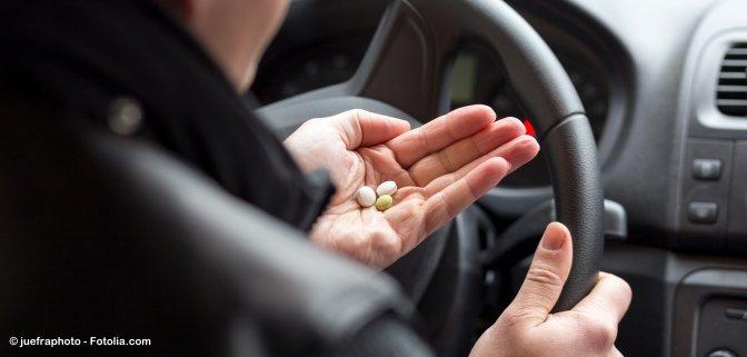 OGH-Urteil: Mitverschulden einer Autolenkerin am Verkehrsunfall wegen Medikamenteneinfluss