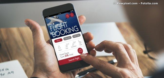 Online-Buchung von Flügen – Preise müssen transparent sein