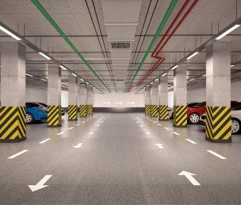 Wann können Parkplätze als Wohnungseigentum verkauft werden?