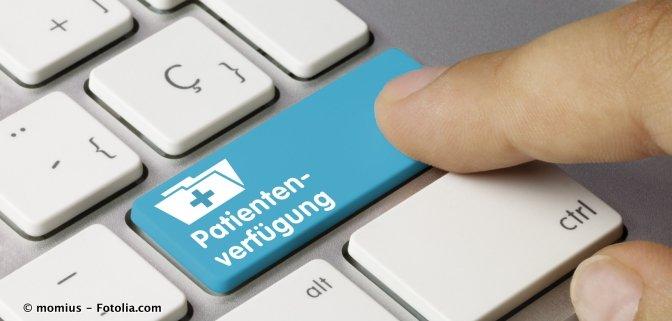 Patientenverfügung: Was Sie beachten sollten