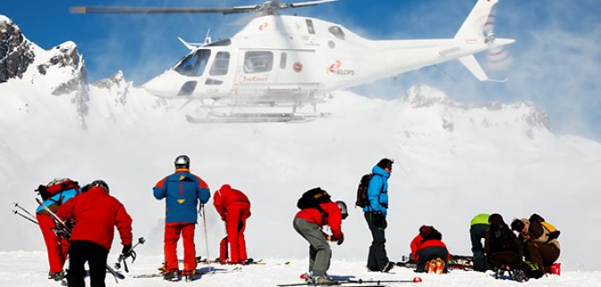 Schadenersatz und Haftung bei Skiunfällen