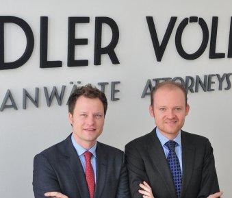 Stadler Völkel Rechtsanwälte im Interview: Wirtschaftsrechts-Boutique mit relevanten Nischenthemen