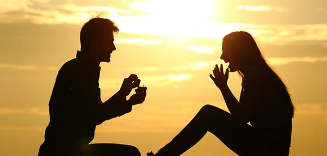 Verlobung – Schadenersatz, wenn das Eheversprechen nicht eingehalten wird?