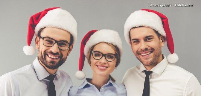 Teilnahme an der Weihnachtsfeier – Pflicht?