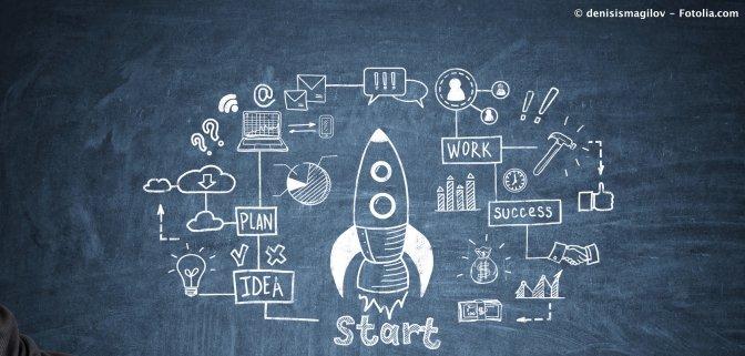 Checkliste: Rechtliche Themen für Start-ups